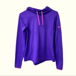 NWOT Women's Nike Long Sleeve Shirt With Dri- fit.